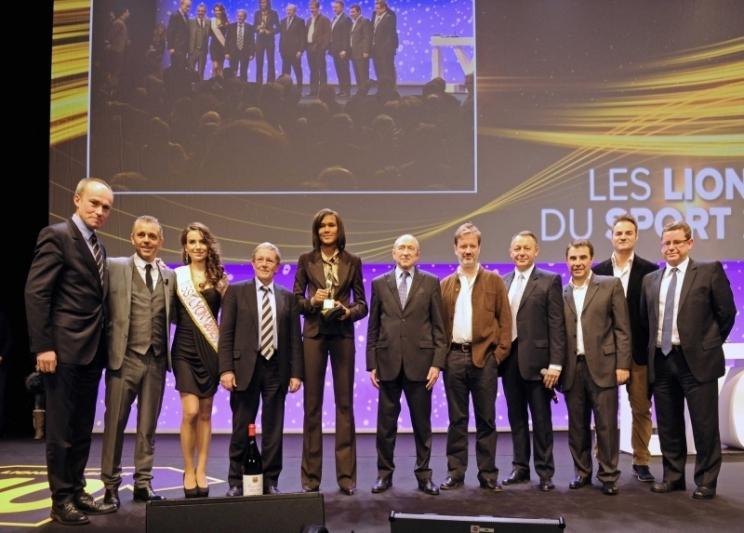 LES LIONS DU SPORT 2013