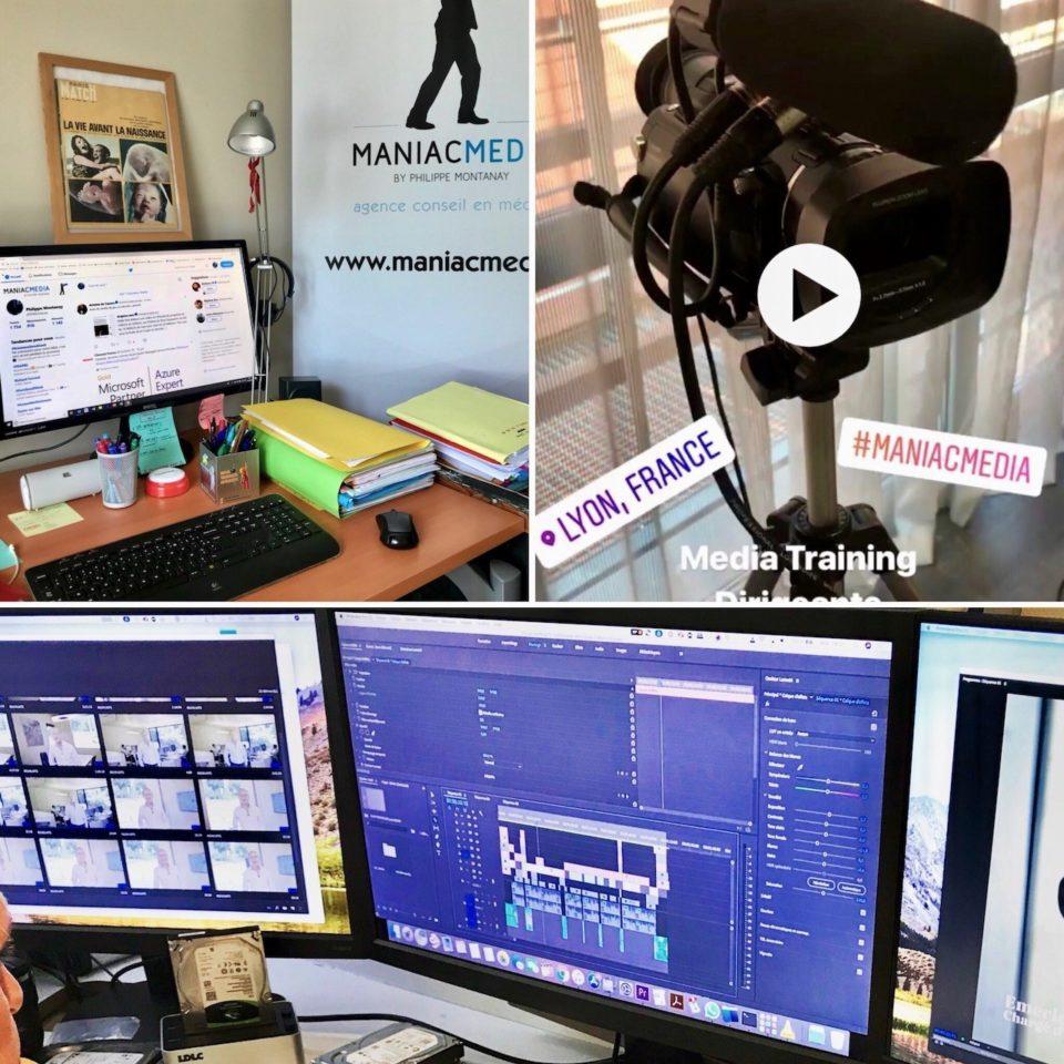 Média-Training rentrée 2021 Maniac Média