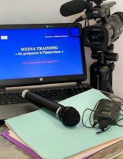 Média Training et Prise de parole Maniac Média