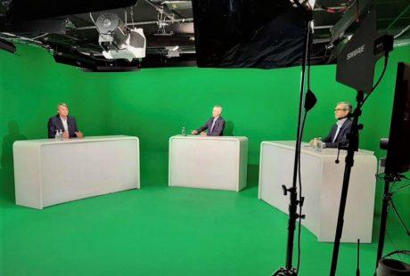 Séminaire sales France 2021 AKKA TV aux studios Centre-Ville